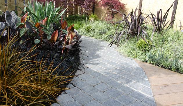 Bestrating voor je tuin tuinseizoen for Bestrating kleine tuin