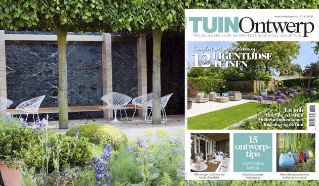 Special tuinontwerp 2015 tuinseizoen for Tuinontwerp tips