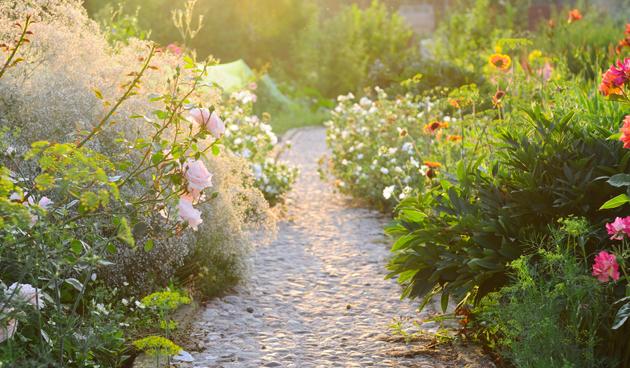 Ontwerpen met een matrix tuinseizoen for Tuinontwerpen achtertuin