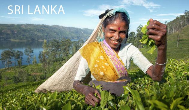 Rondreis Sri Lanka met Tuinseizoen