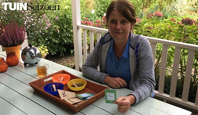 Zaden oogsten - Tuinvlog