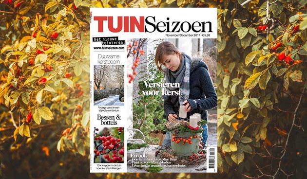 Tuinseizoen november-december